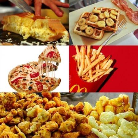 Macam Macam Makanan Junk Food Versi Indonesia Inspirasibackpacker